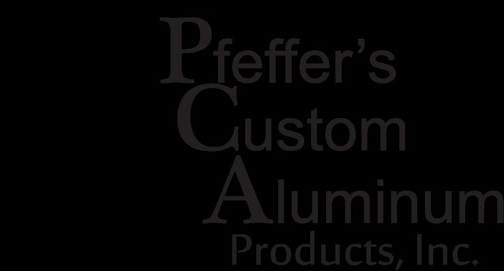 pfeffer's custom aluminum products, inc.
